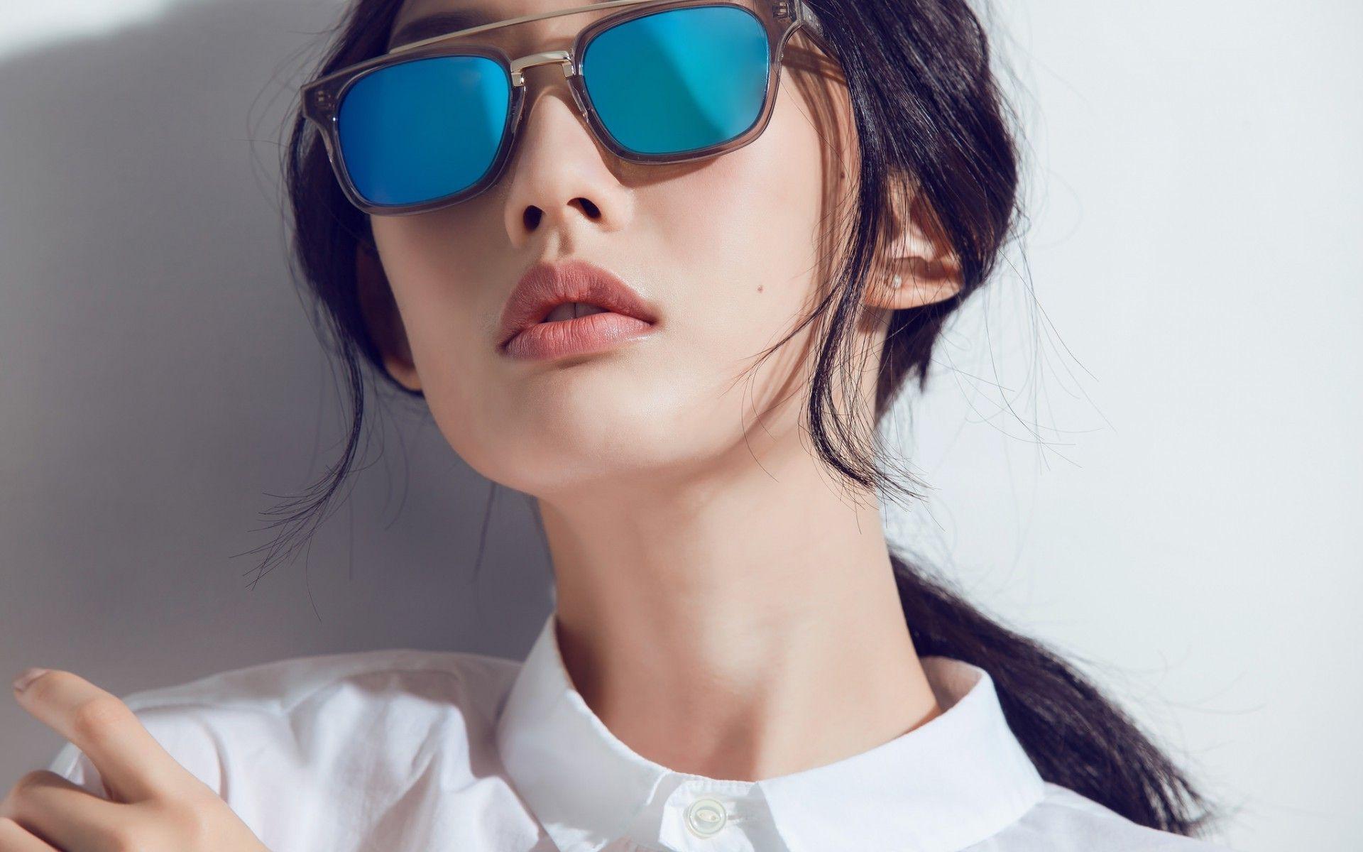 Werbe Sonnenbrillen